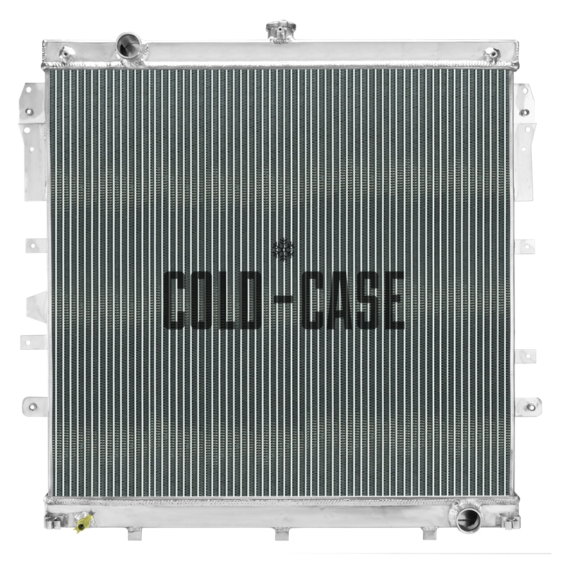 Cold Case 07-13 Tundra V8 Aluminum Performance Radiator