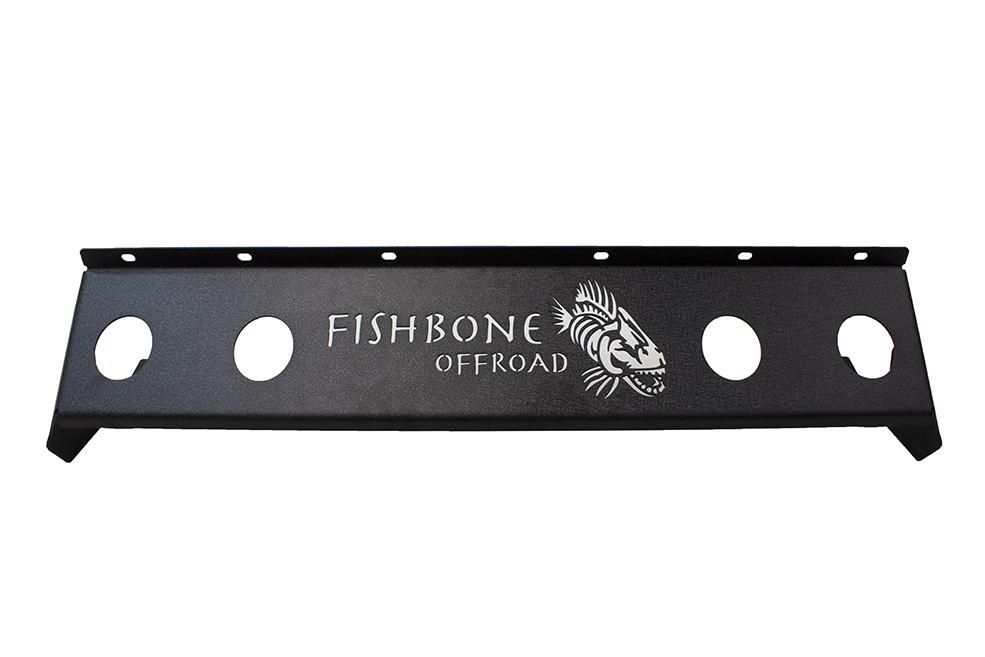 Fishbone Offroad Mako Front Bumper Skid Plate  - JT/JL