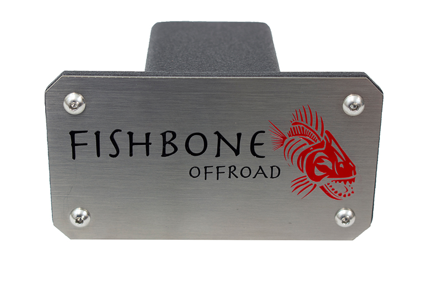 Fishbone Offroad 2in Hitch Cover