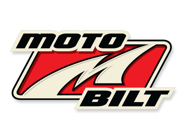 Logo Sticker 6 Inch Motobilt
