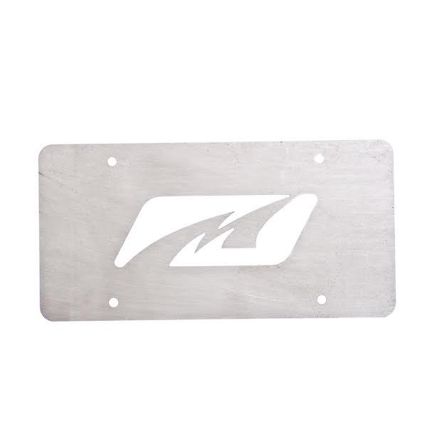 Metal Logo Licence Tag Plate Motobilt