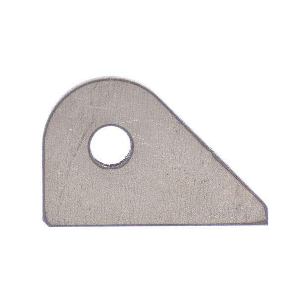 Flat Bottom 4 Link Tab 9/16 Inch Hole Diameter Motobilt