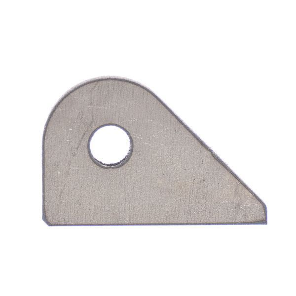 Flat Bottom 4 Link Tab 5/8 Inch Hole Diameter Motobilt