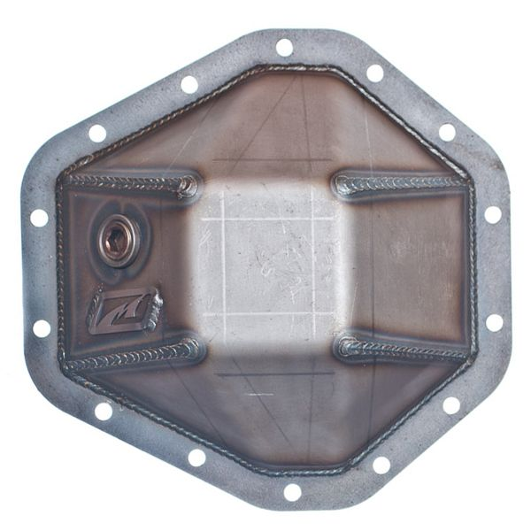 14 Bolt Differential Cover 3/8 Inch Non Ribbed Housing Motobilt
