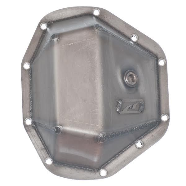 Dana 80 Differential Cover Integrated 3/4 Inch NPT Fill Plug Motobilt