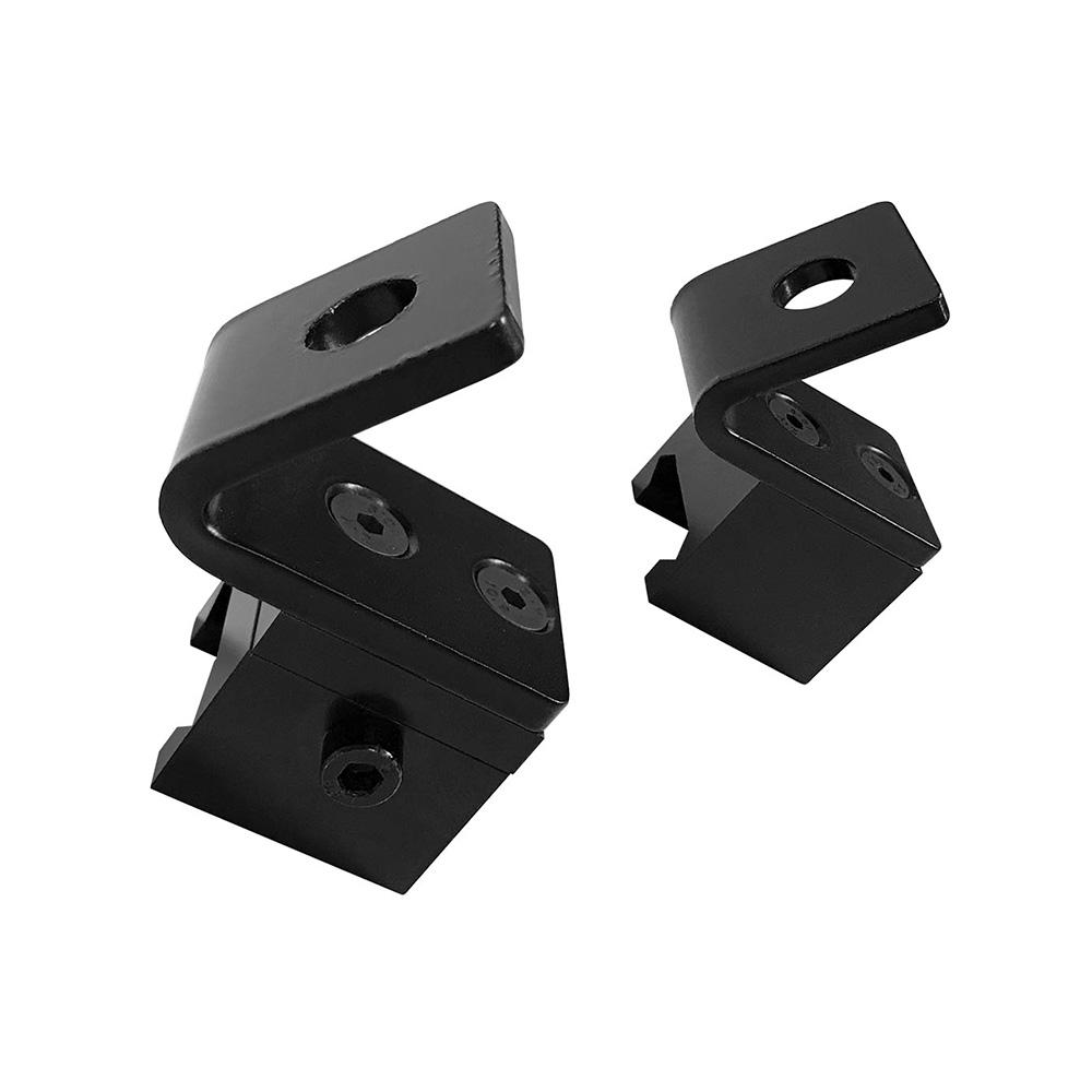 Pod Style Light Mount For DV8 Off Road Rail Mount System DV8 Offroad