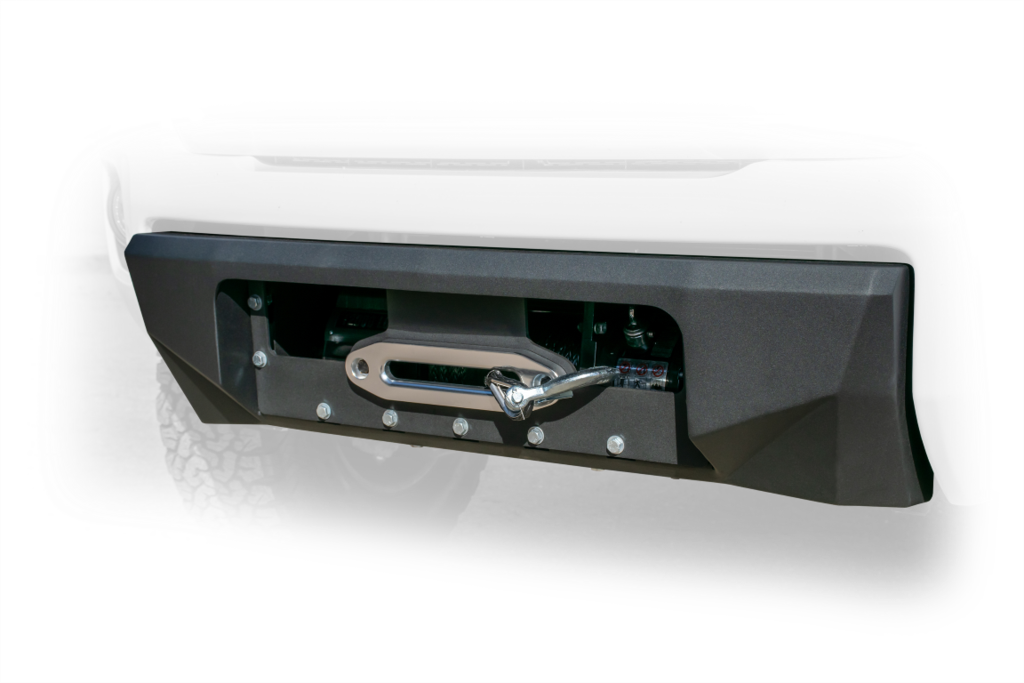 Canyon Center Mount Front Bumper 15-Pres GMC Canyon DV8 Offroad