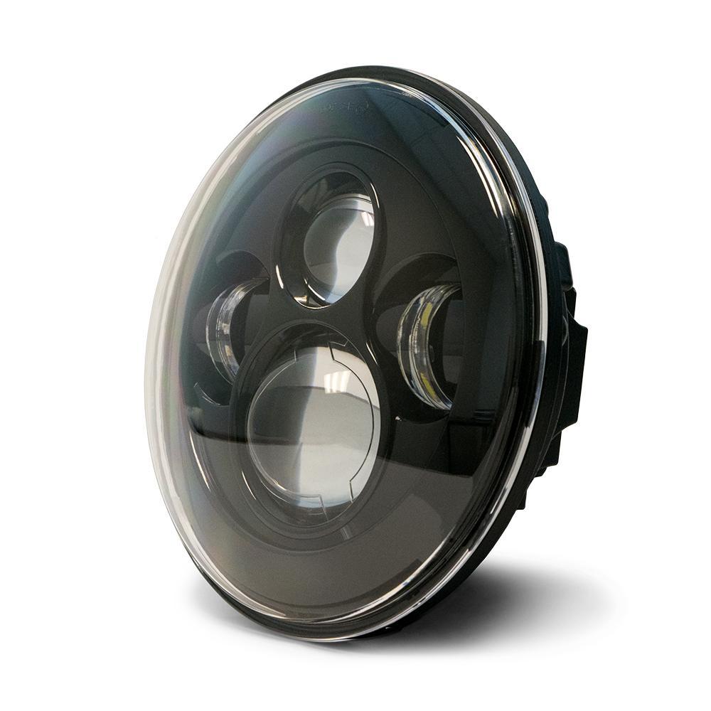 Jeep JK LED Projector Headlights 07-18 Wrangler JK DV8 Offroad