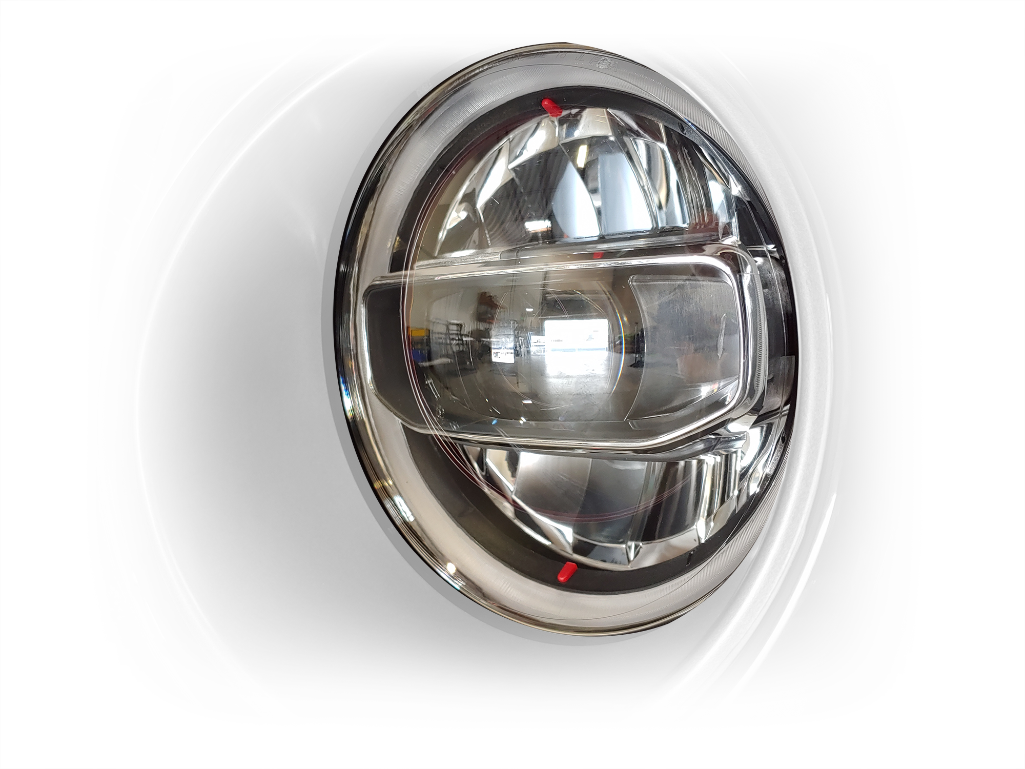DV8 Offroad HLCJL-01 ED Headlights For Jeep JL and Gladiator L