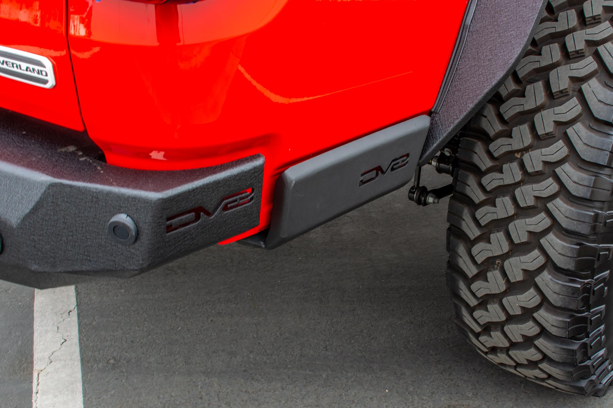 Jeep Gladiator Bedside Sliders For 20-Present Gladiator DV8 Offroad
