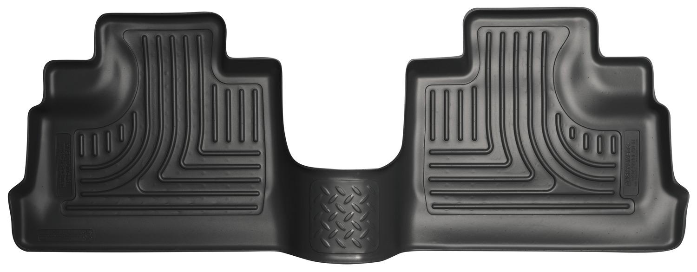 Husky Liners 2nd Seat Floor Liner Black - JK 4dr 2011+