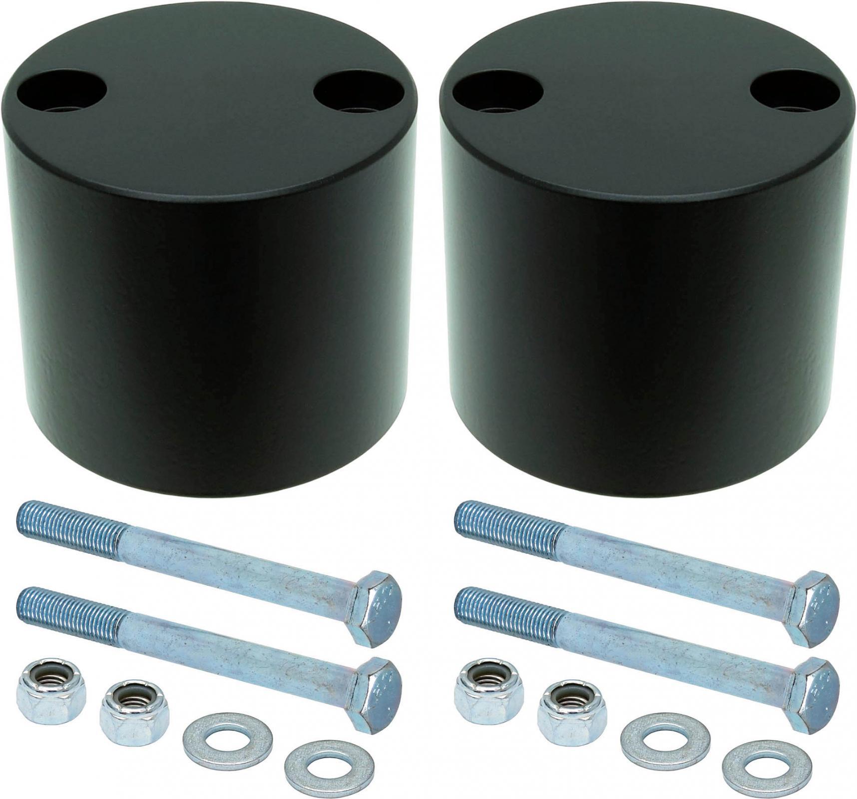 RockJock Rear Bump Stop Extension Kit - JK