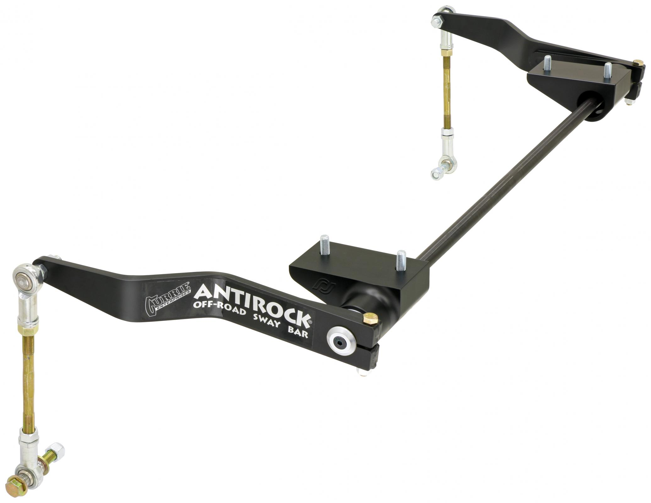 RockJock Antirock Front Sway Bar Kit  - JL