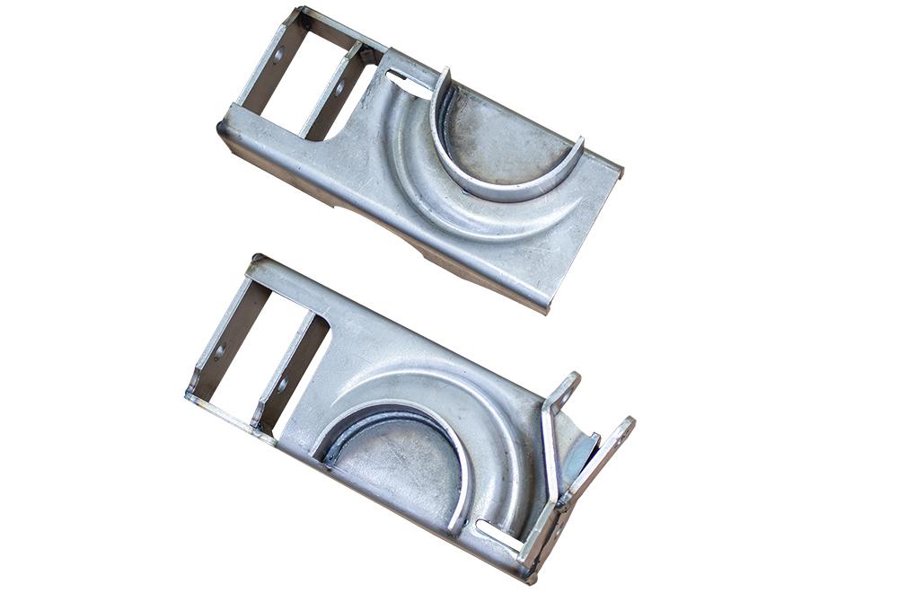 Rust Busters RB4059 Coil Spring Buckets For TJ/LJ/XJ/ZJ Frameworks
