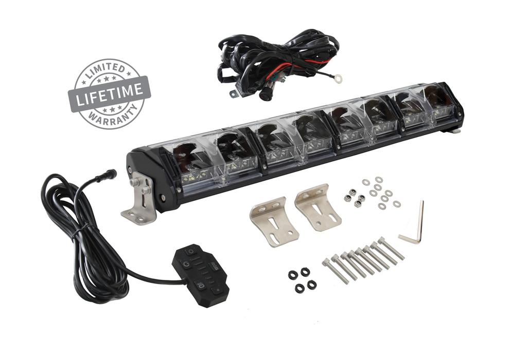 Overland Vehicle Systems EKO 20in LED Light Bar w/ Variable Beam
