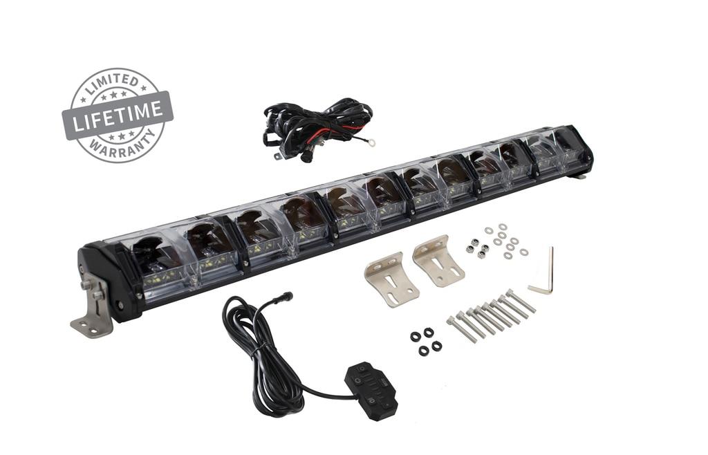 Overland Vehicle Systems EKO 30in LED Light Bar w/ Variable Beam