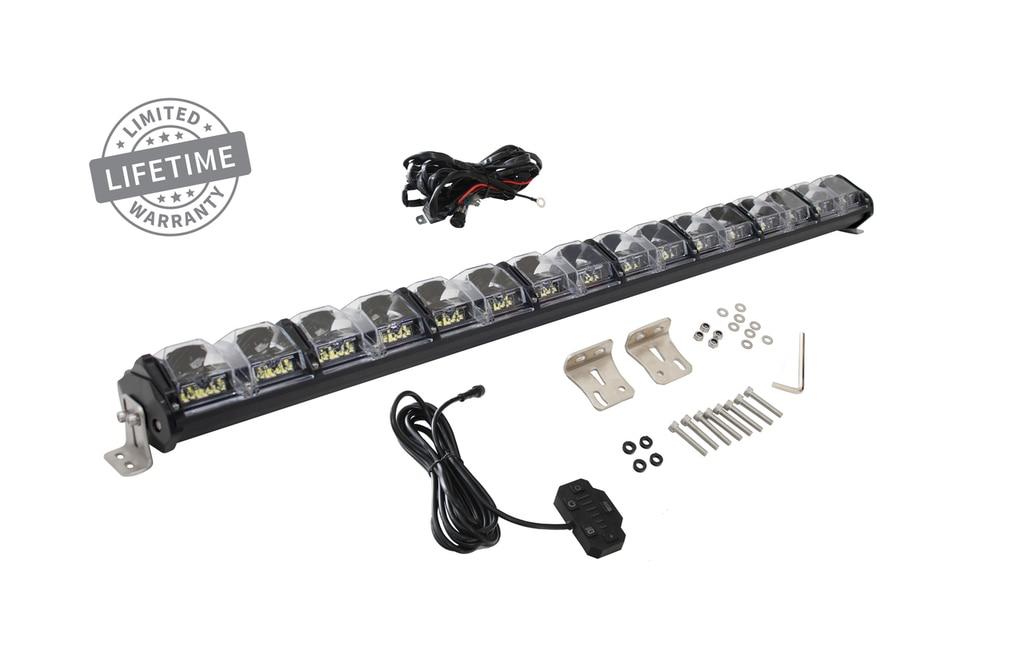Overland Vehicle Systems EKO 40in LED Light Bar w/ Variable Beam