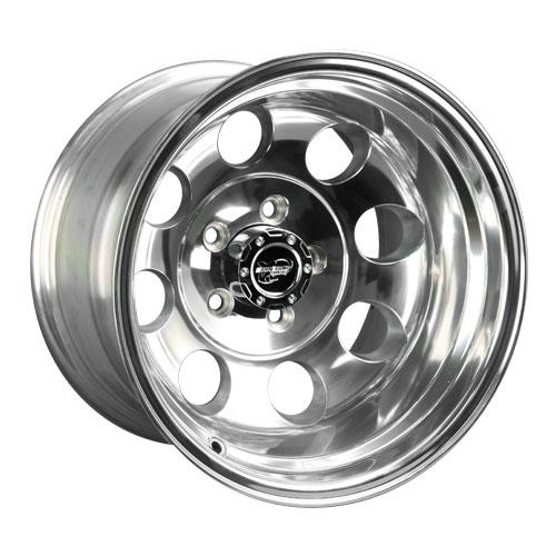 Pro Comp PXA Series 69 Wheel Polished Aluminum 15x10 5x4.5