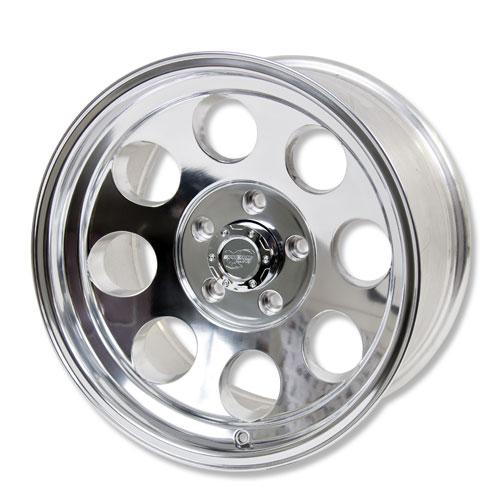 Pro Comp Series 1069 Polished Alloy Wheel 17x9 5x4.5 - TJ/LJ