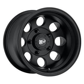 Pro Comp 69 Series Wheel, Flat Black 15x8 5x4.5