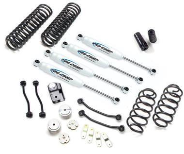 Pro Comp 4in Stage I Lift Kit with Front/Rear ES9000 Shocks - JK