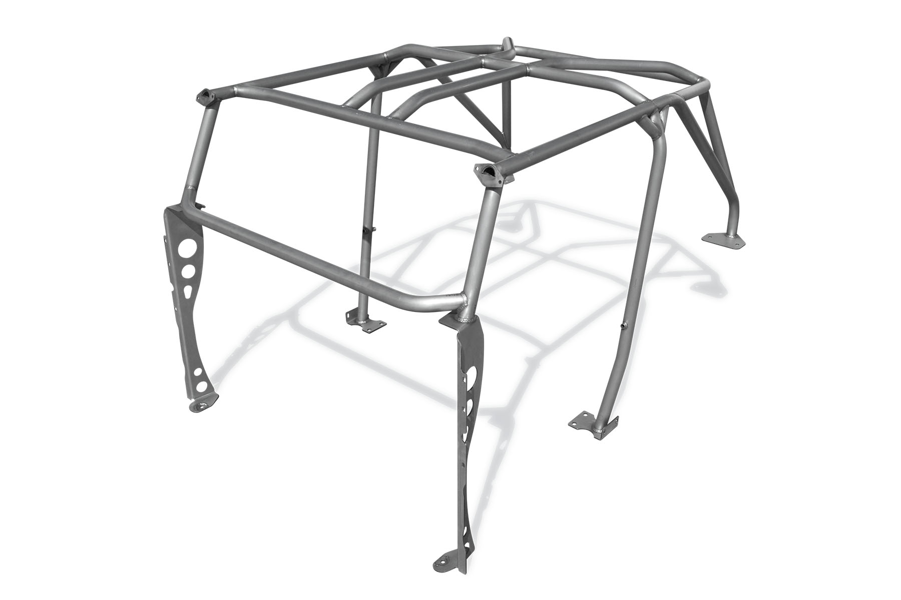 Poison Spyder Lazer-Fit Fully Welded Cage - TJ