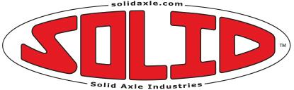 Solid Axle's picture